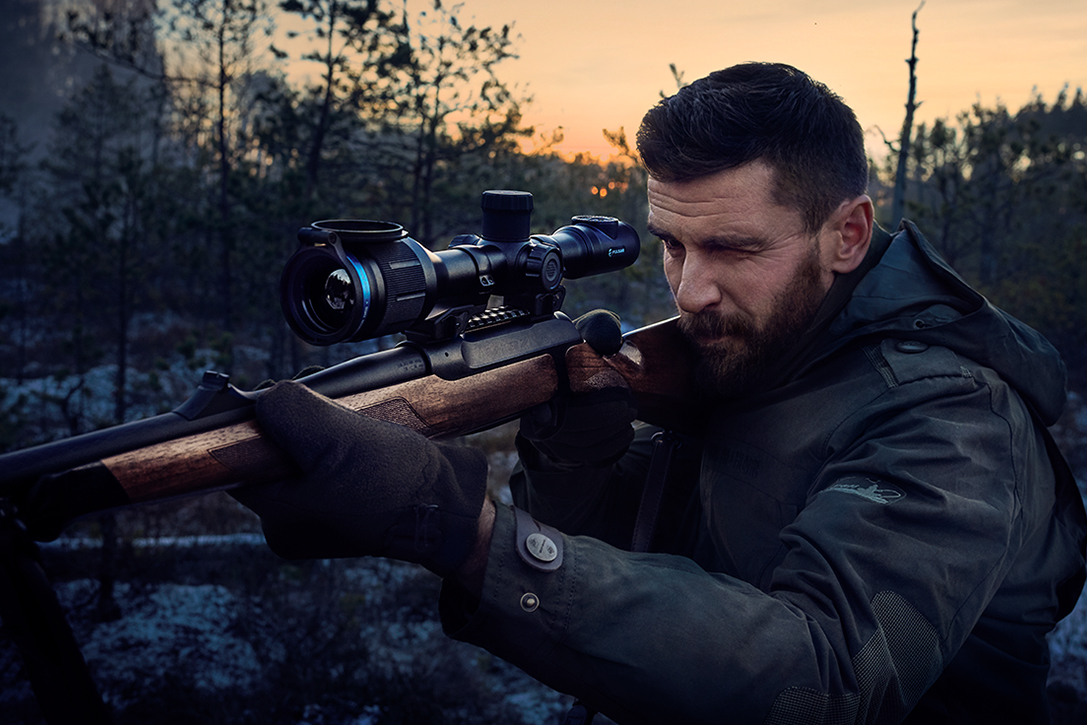 Pulsar Thermion Thermal Imaging Riflescopes | HiConsumption