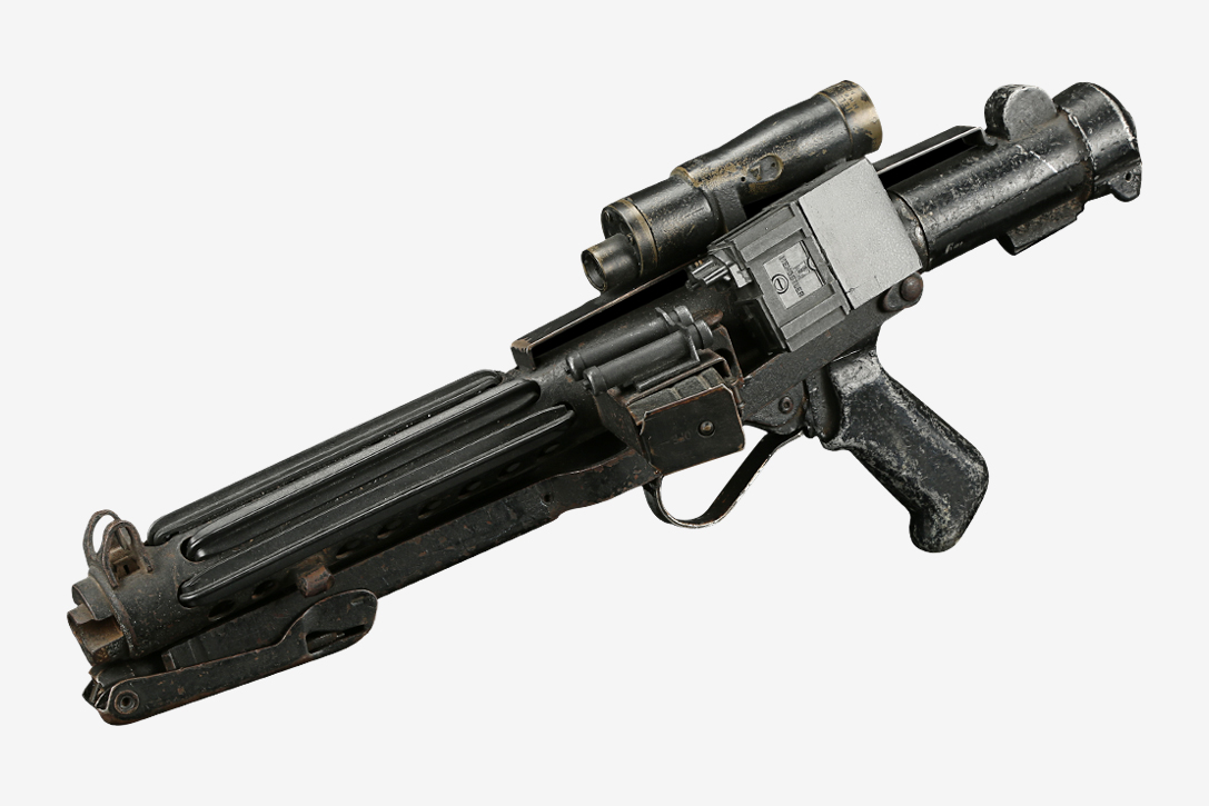 Star Wars Episode Iv A New Hope Stormtrooper Blaster Hiconsumption