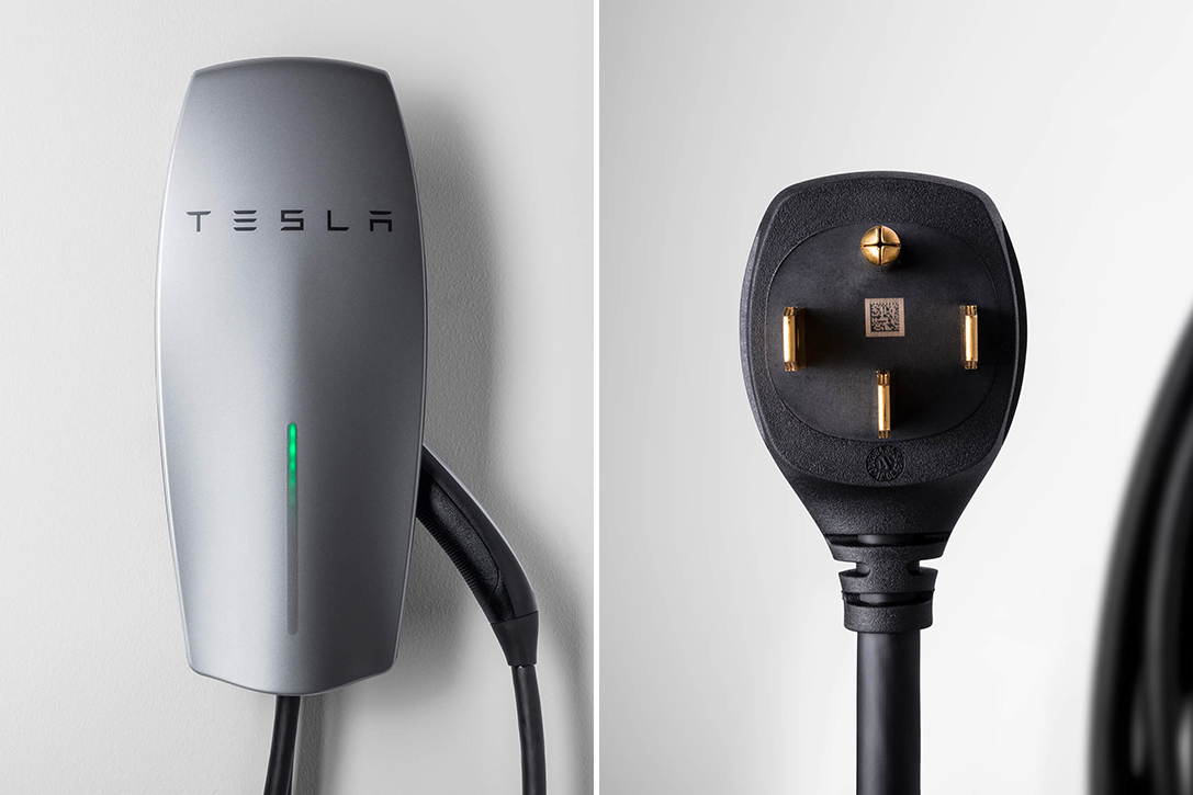 Tesla Wall Connector Home Charging Station   HiConsumption