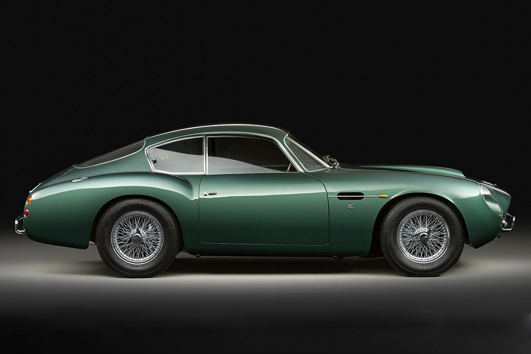 1961 Aston Martin Db4 Gt Zagato Hiconsumption