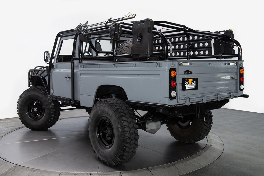 1984 Land Rover Defender 110 Pickup | HiConsumption