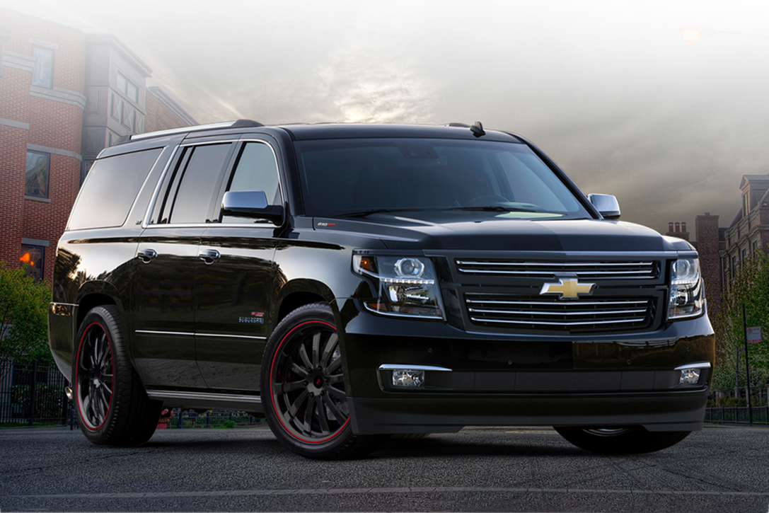 2019 H/O Supercharged Tahoe and Suburban By SVE