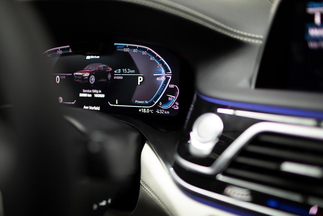 2020 BMW 745e Plug-In Hybrid Sedan | HiConsumption
