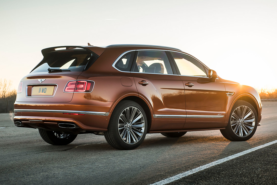 2020 Bentley Bentayga Speed Hiconsumption