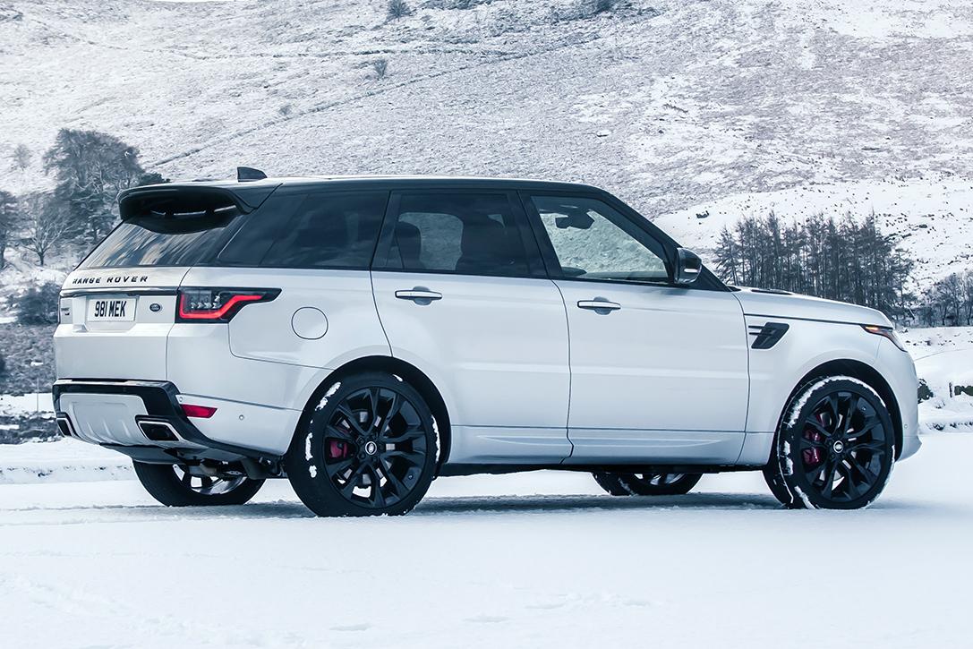 2020 Range Rover Sport Hst Hiconsumption