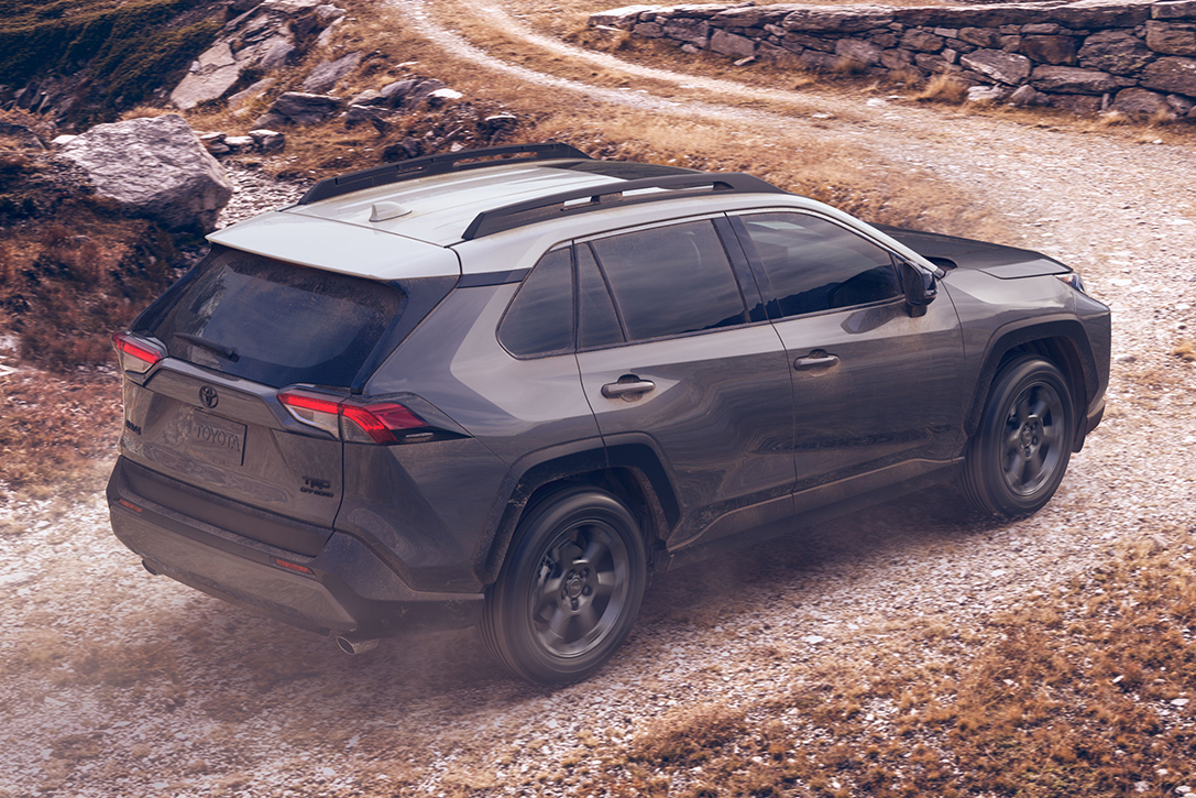 2020 Rav4 Trd Off Road Hiconsumption