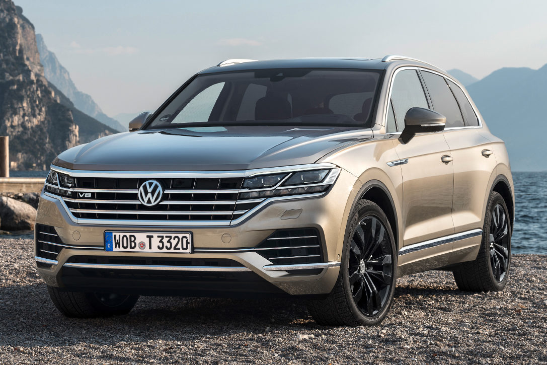 2020 VW Touareg: New Engines, Design, Release >> 2020 Volkswagen Touareg V8 Tdi Hiconsumption
