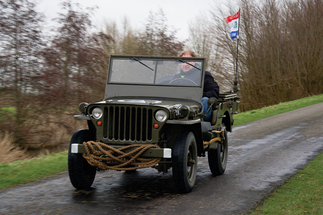 Auction Block: 1942 Ford GPW Military Vehicle | HiConsumption