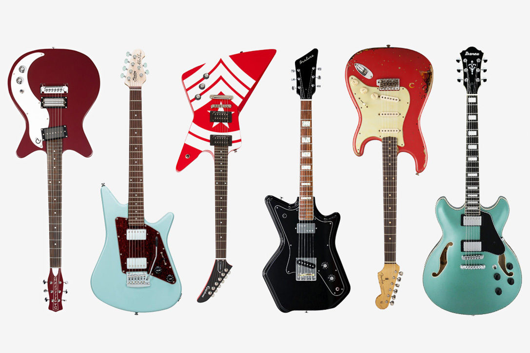 Battle Axes 20 Best Electric Guitars For Every Player Hiconsumption