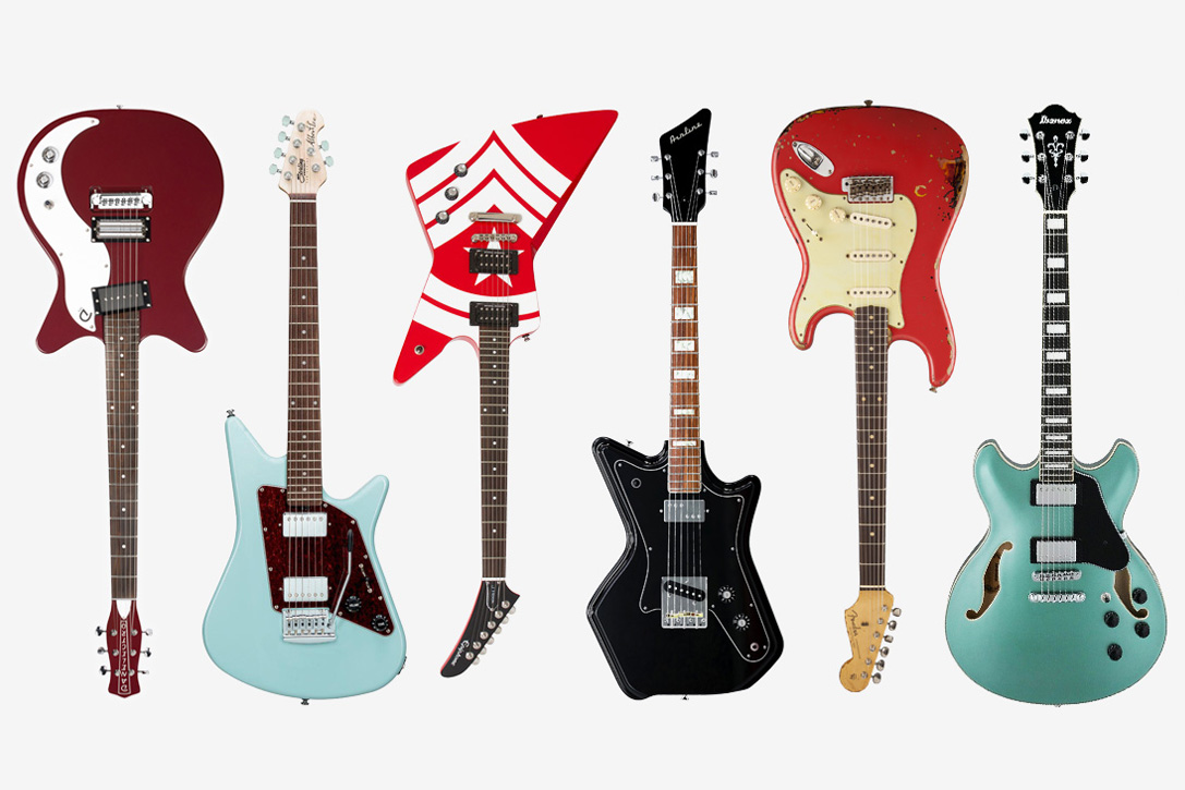 battle axes 20 best electric guitars for every player hiconsumption. Black Bedroom Furniture Sets. Home Design Ideas