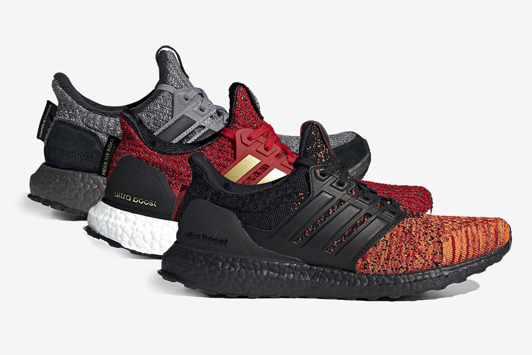 f32899b23d87c Game Of Thrones X Adidas Ultra Boost Collection