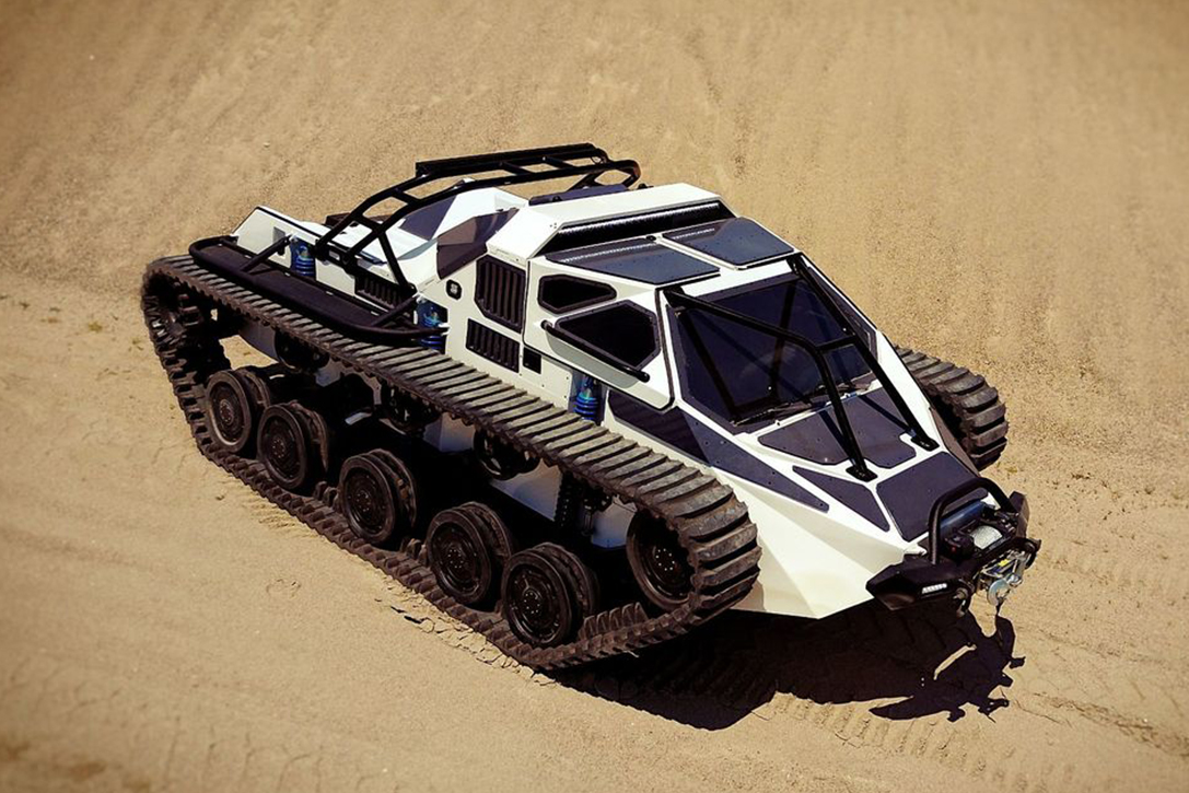 Sand Crawlers: 8 Best Off-Road Dune Buggies | HiConsumption