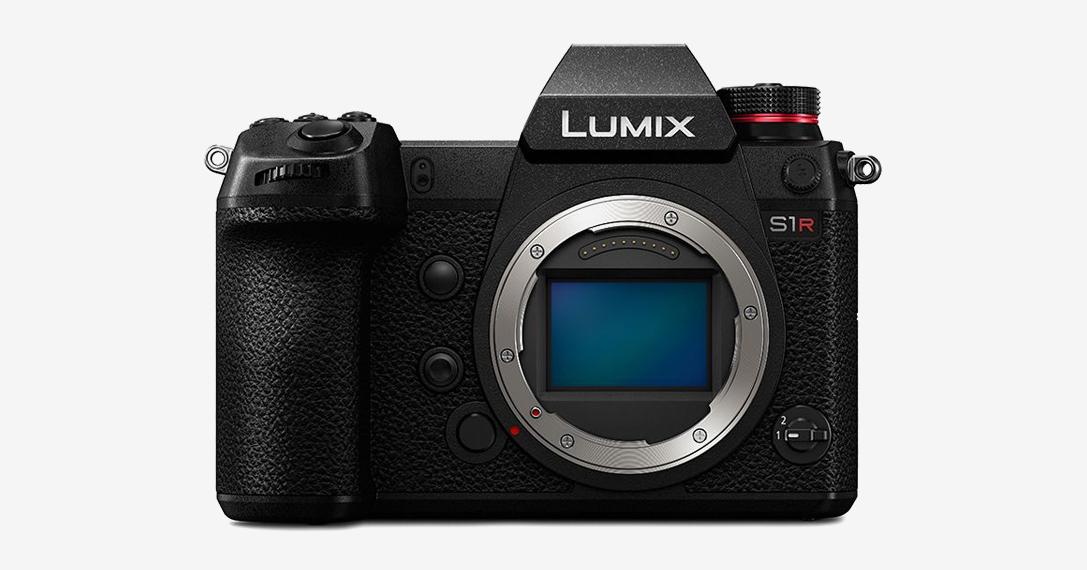 Panasonic Lumix S1r Full Frame Mirrorless Camera