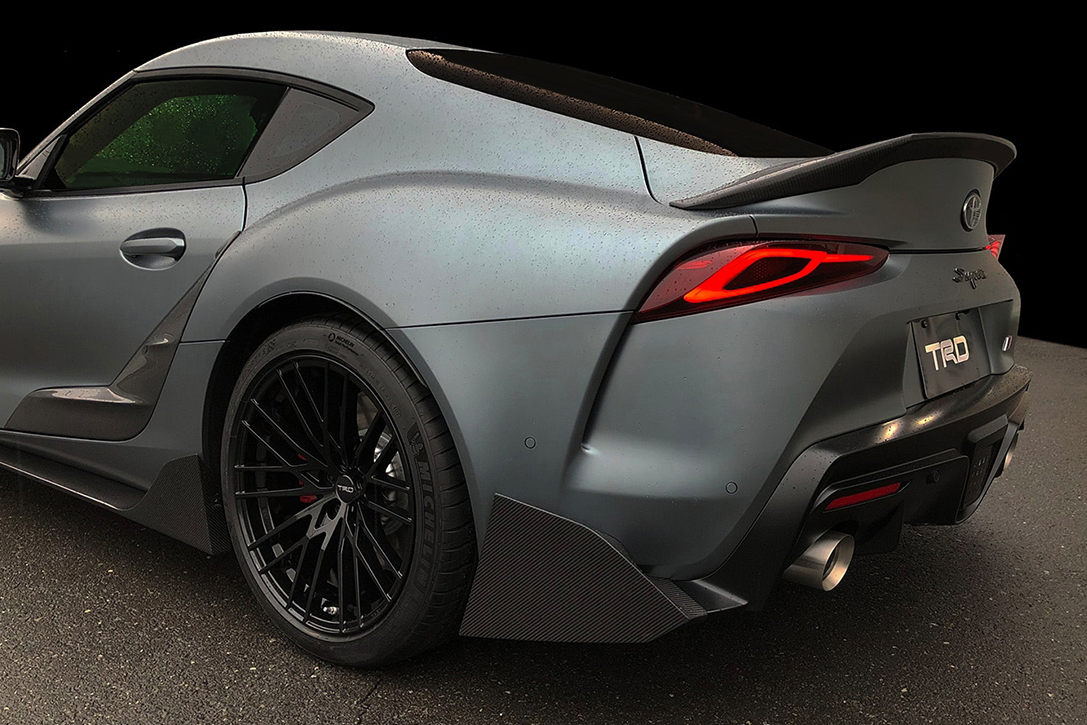 Toyota Gr Supra Trd Carbon Package Hiconsumption