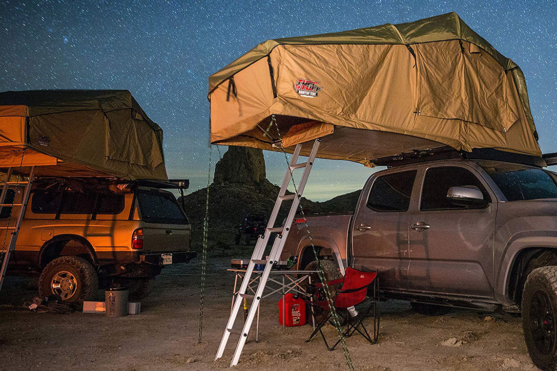 The 10 Best Rooftop Camping Tents 2019 | HiConsumption