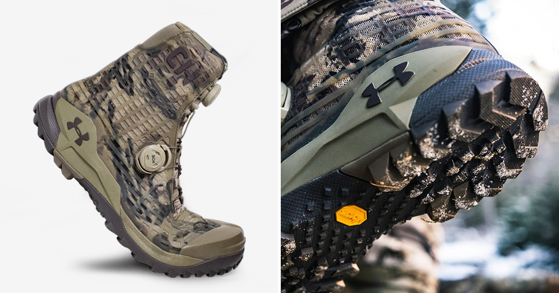 a412beafec8 Under Armour CH1 GTX Hunting Boots | HiConsumption