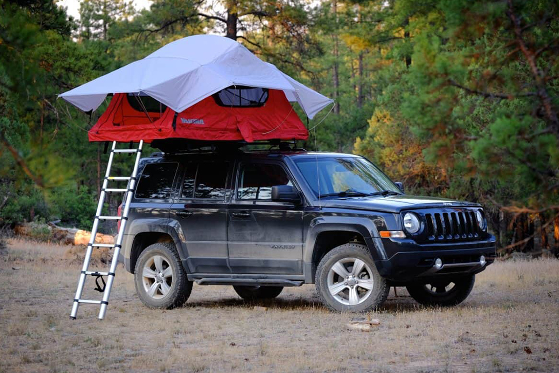 Best Rooftop Tents 2019 The 10 Best Rooftop Camping Tents 2019 | HiConsumption