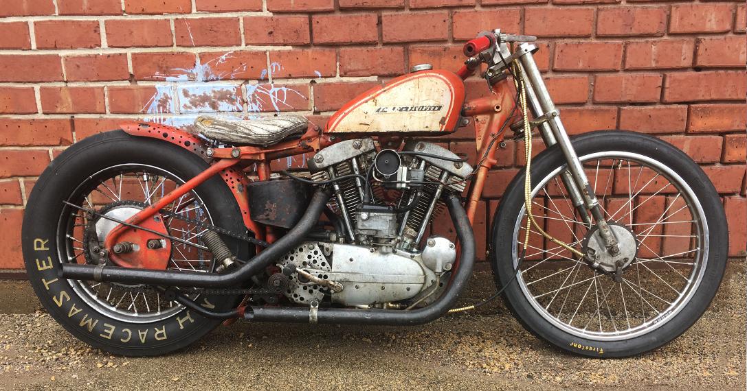 1960 Harley-Davidson Sportster XLCH 'Survivor'   HiConsumption