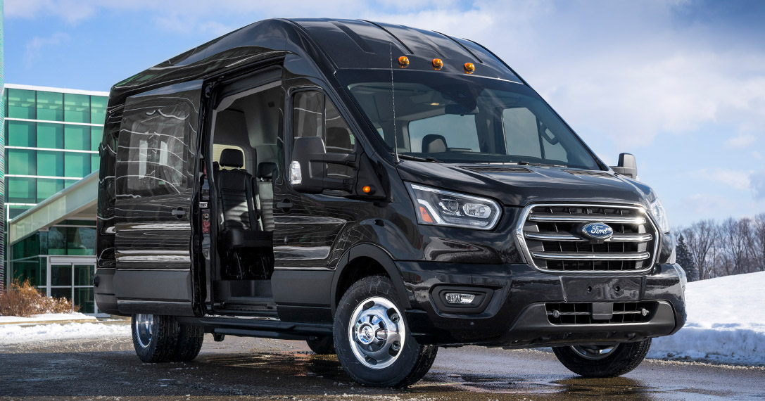 2020 Ford Transit AWD | HiConsumption