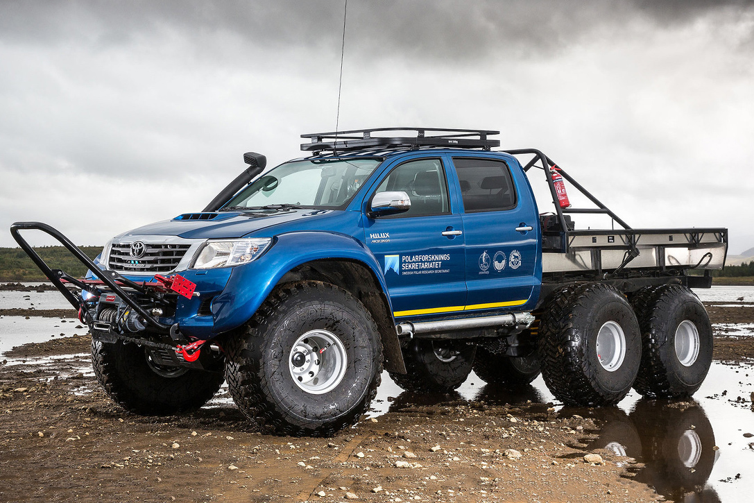 Power Wheels: 10 Best 6x6 Trucks For Adventure | HiConsumption