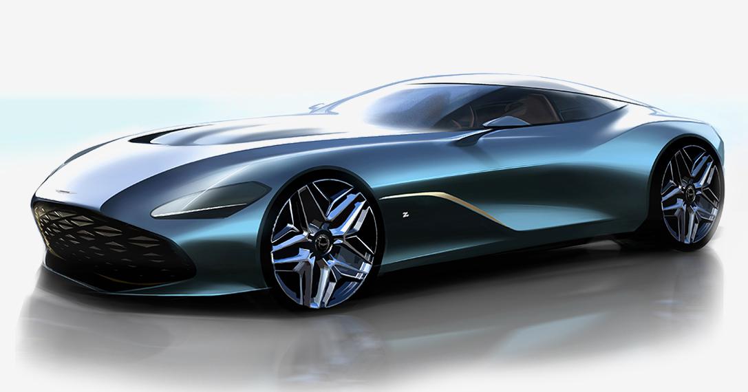 Aston Martin Dbz Centenary Car Collection Hiconsumption