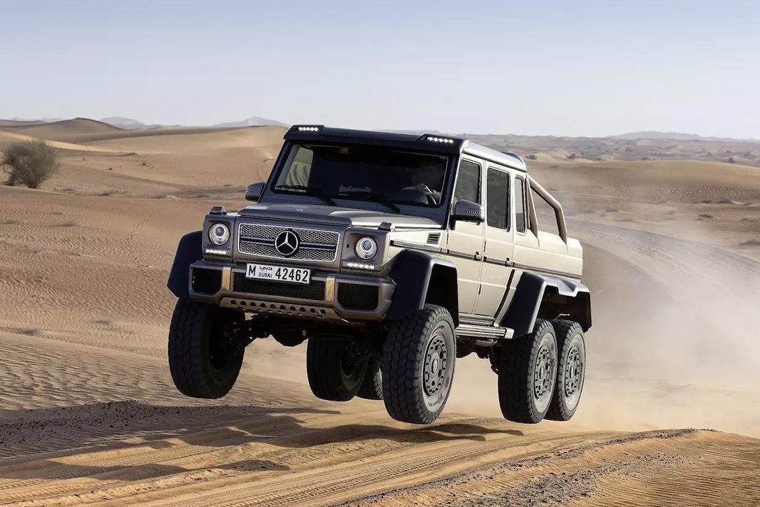 Power Wheels: 10 Best 6x6 Trucks For Adventure | HiConsumption