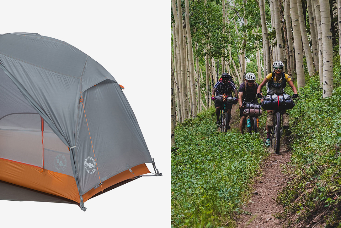 Big Agnes Bikepacking Tent Collection