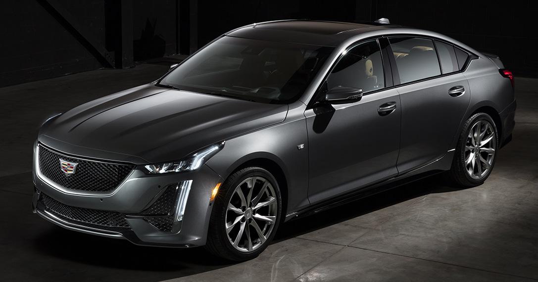 2020 Cadillac CT5 Sedan | HiConsumption