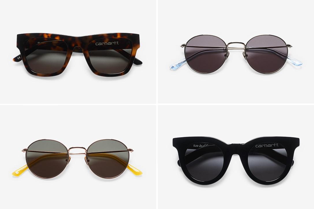 dde8781c7fb Carhartt WIP X Sun Buddies SS19 Sunglasses Collection