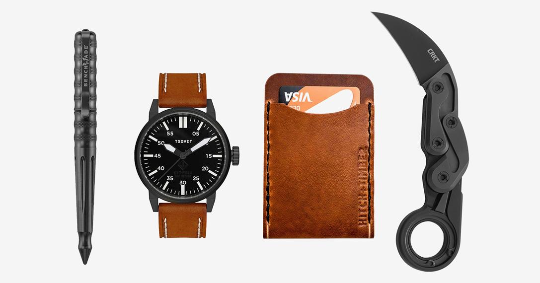 Everyday Carry: Sumatra