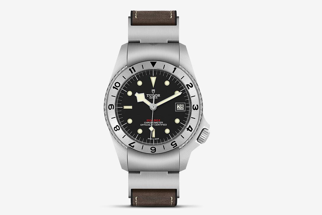 Tudor Black Bay P01 Dive Watch