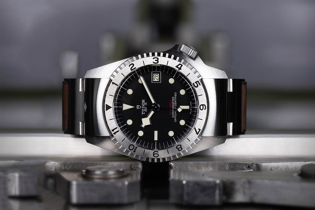 Tudor Black Bay P01 Dive Watch Hiconsumption