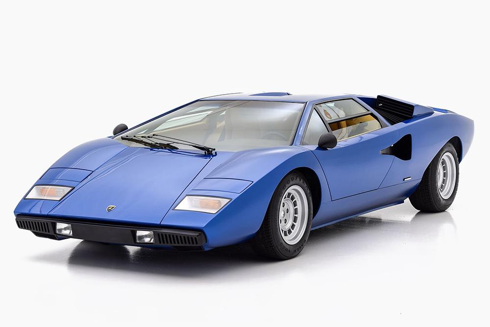 1975 Lamborghini Countach Lp400 Hiconsumption