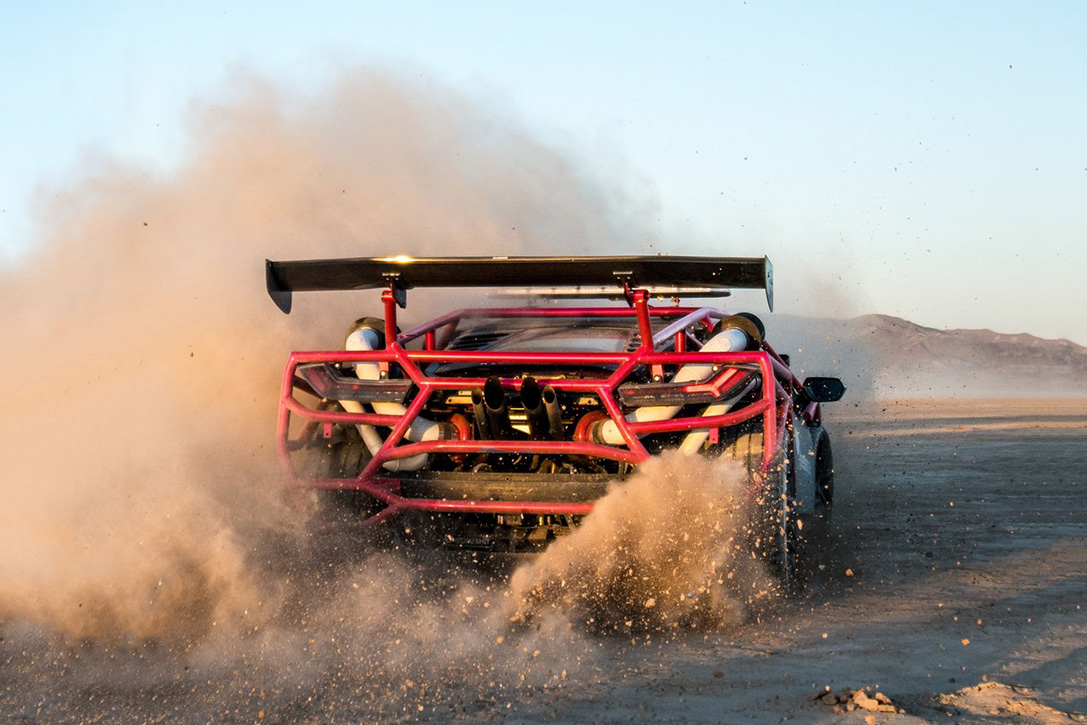 Lamborghini Huracan Unicorn V3 Rally Car Hiconsumption