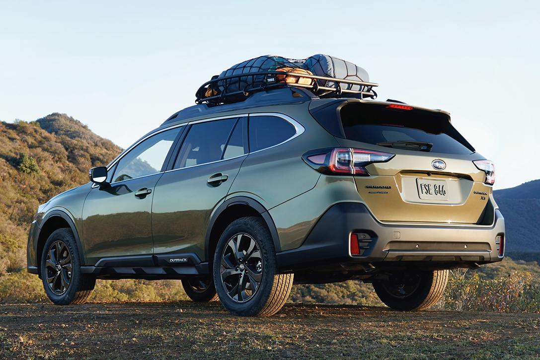 2020 Subaru Outback | HiConsumption