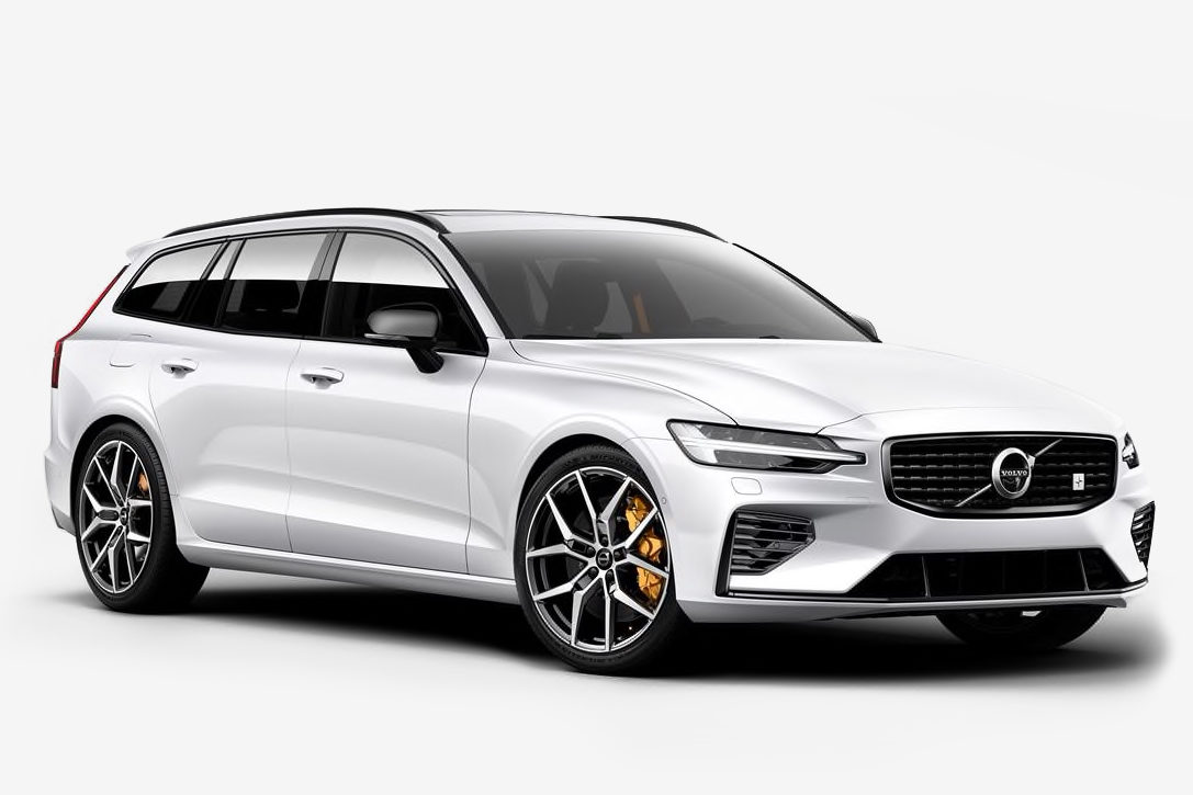 2020 volvo v60 t8 polestar engineered wagon