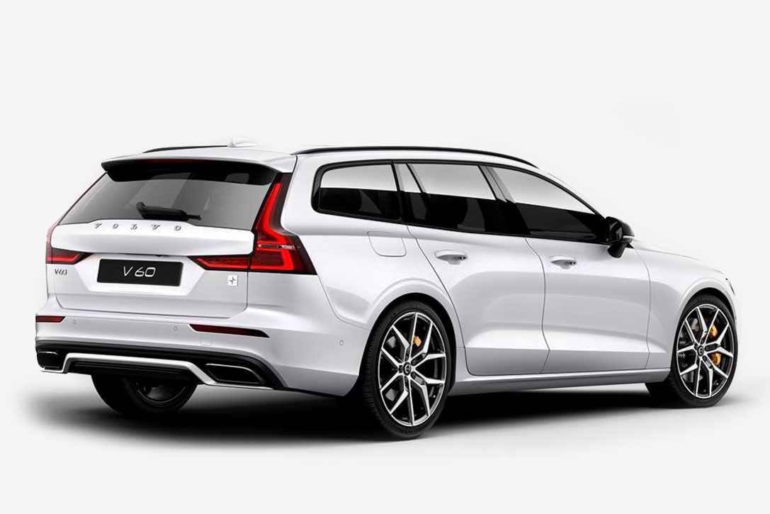 2020 Volvo V60 T8 Polestar Engineered Wagon Hiconsumption