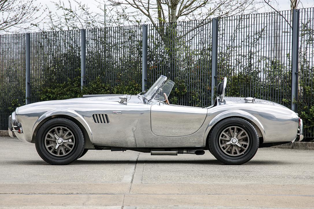 Auction Block: 1965 Shelby Cobra 289 'CSX 8001' | HiConsumption