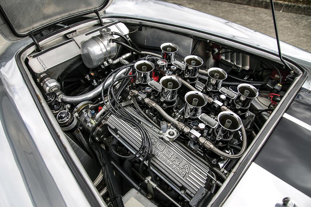 Auction Block: 1965 Shelby Cobra 289 'CSX 8001'   HiConsumption