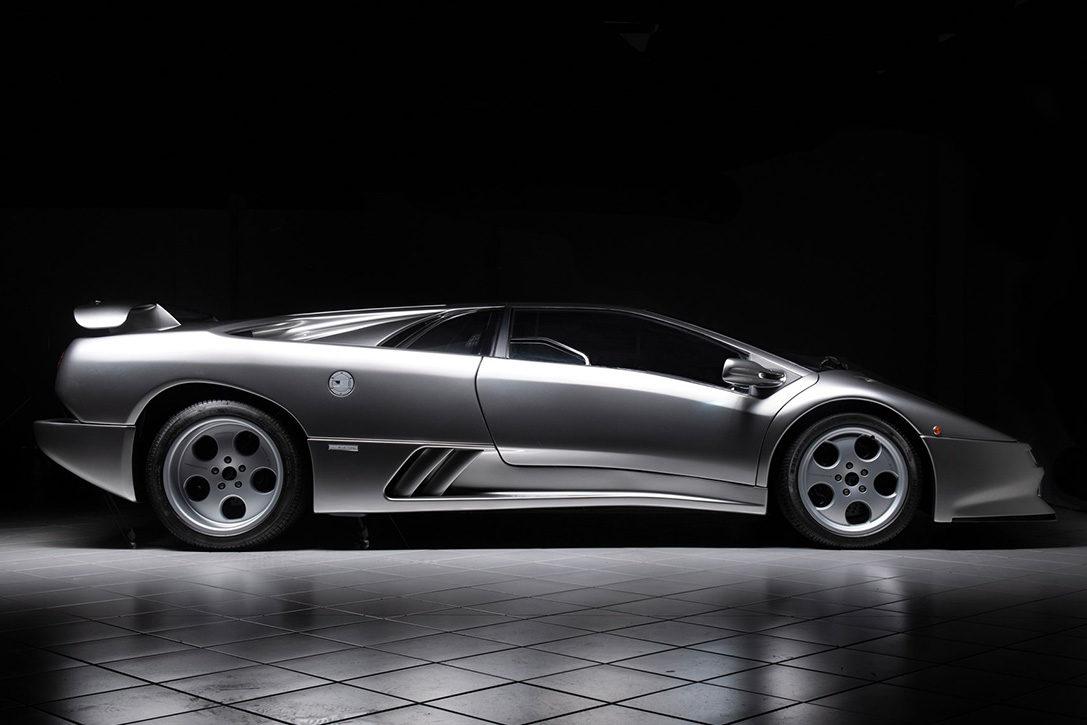 Auction Block 1996 Lamborghini Diablo Se30 Hiconsumption