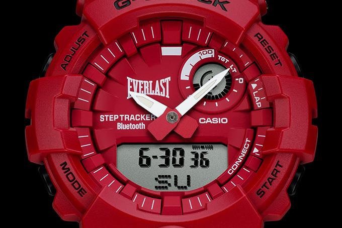 G Shock X Everlast Gba800el 4a Watch Hiconsumption