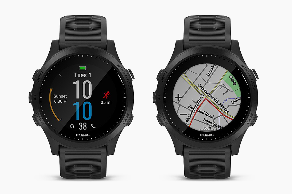 Garmin forerunner 945 gps smartwatch hiconsumption for Watches with gps