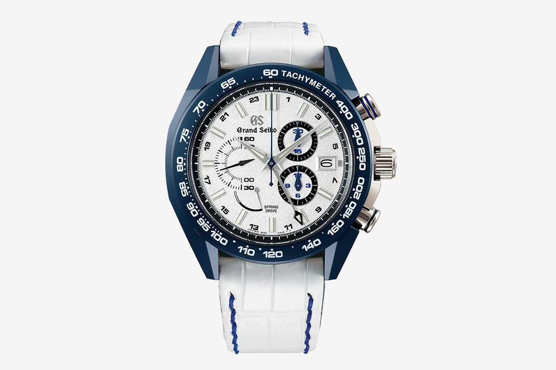 Grand Seiko Nissan GT-R Spring Drive Watch