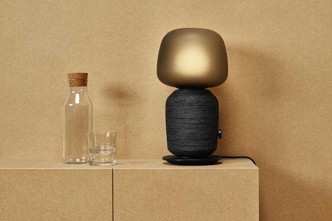 Ikea X Sonos Symfonisk Table Lamp Hiconsumption