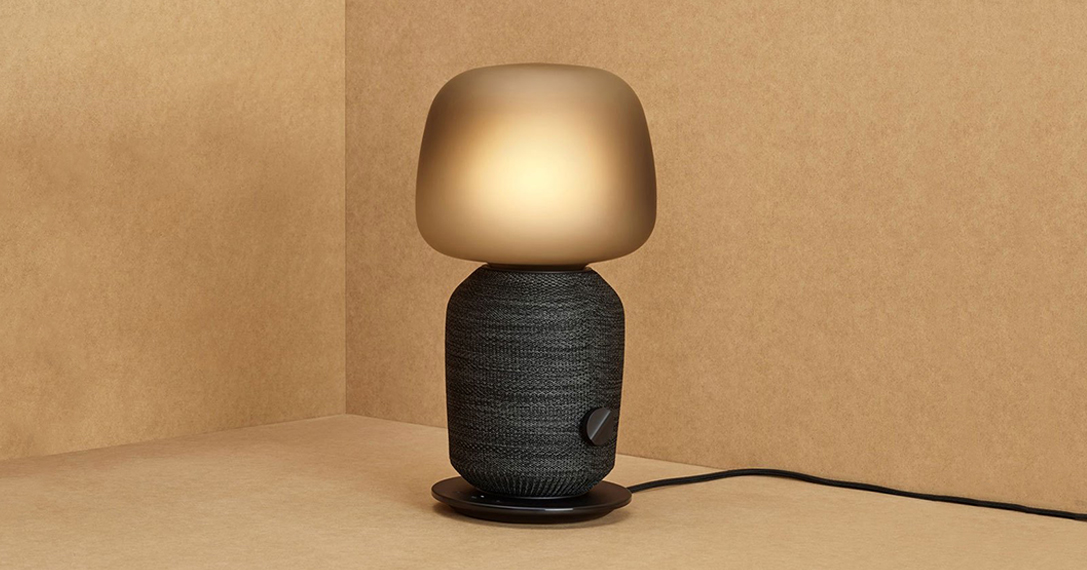 IKEA X Sonos Symfonisk Table Lamp