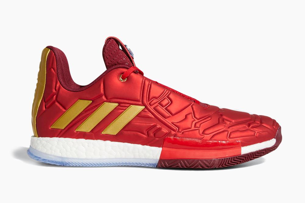 Marvel x Adidas Heroes Among Us Shoe