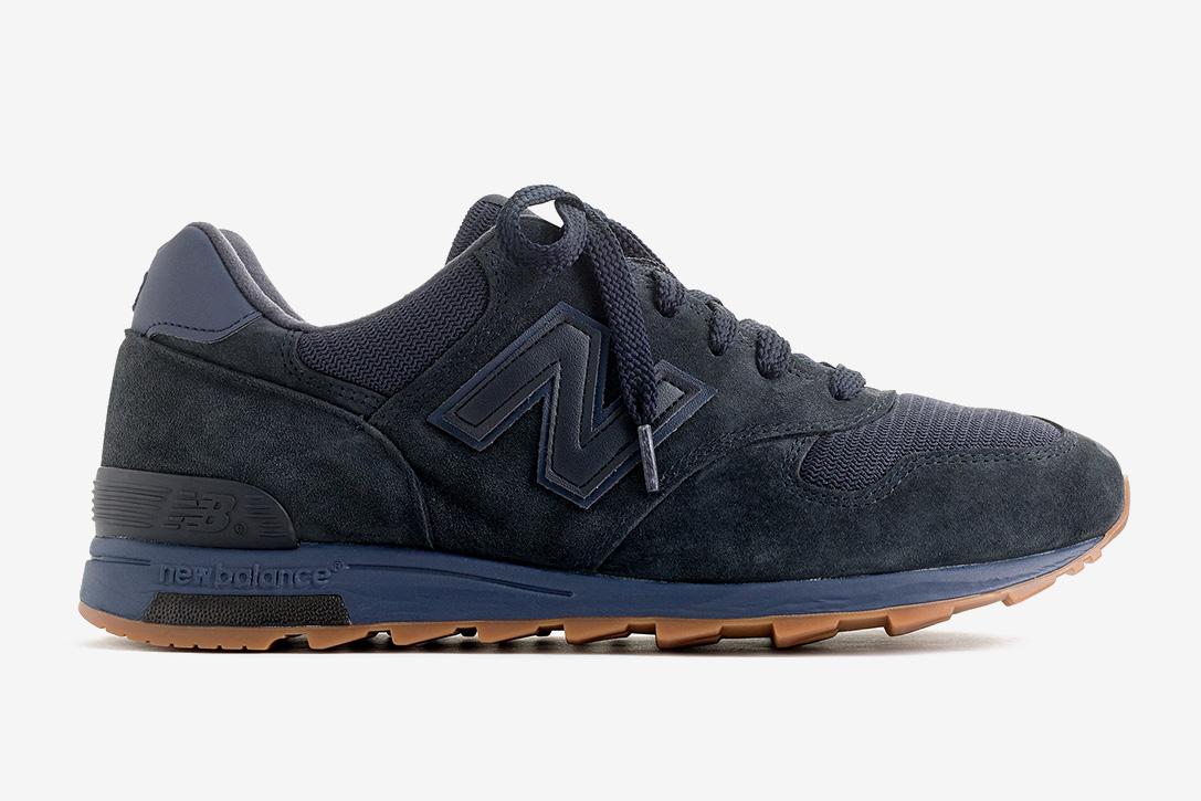 New Balance x J. Crew 1400 Sneakers