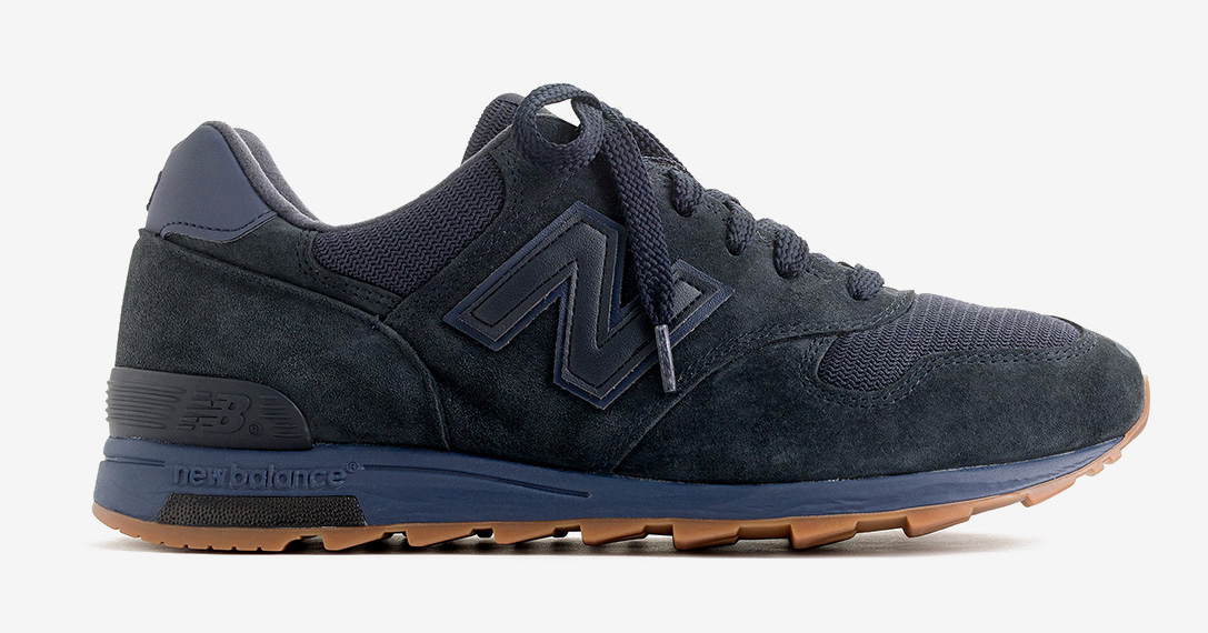 new product 8c6ae bf7b4 New Balance x J. Crew 1400 Sneakers | HiConsumption