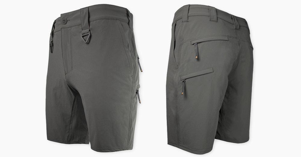 Prometheus Design Werx ATAR Shorts | HiConsumption