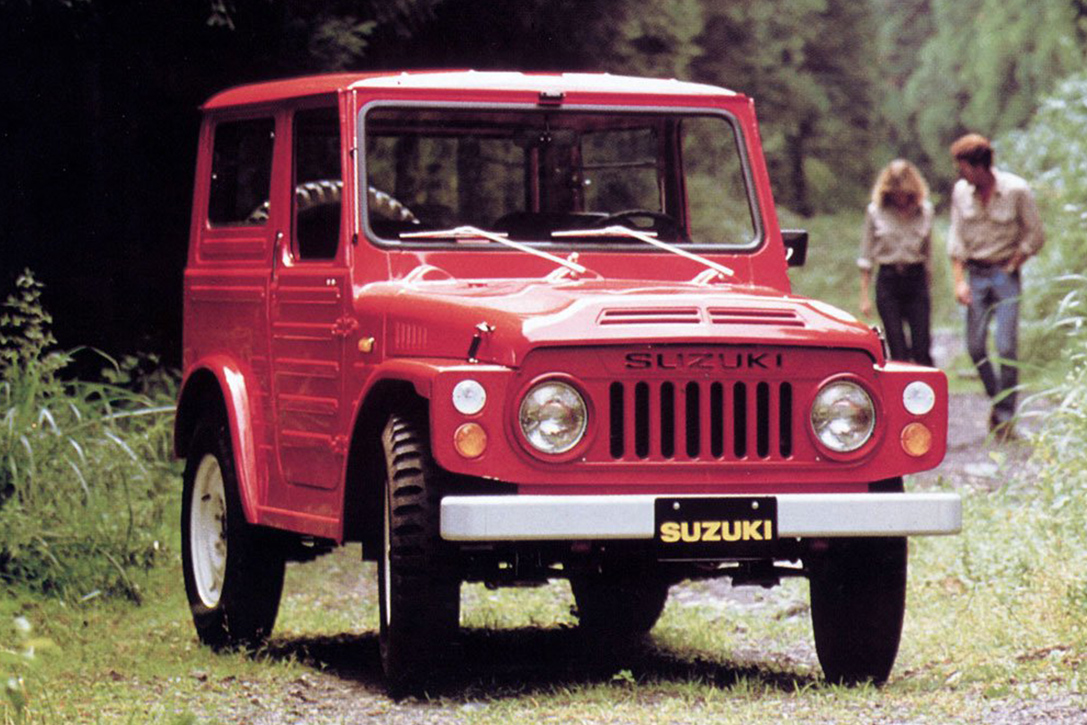 The 18 Best Classic Off-Road Vehicles Of All Time